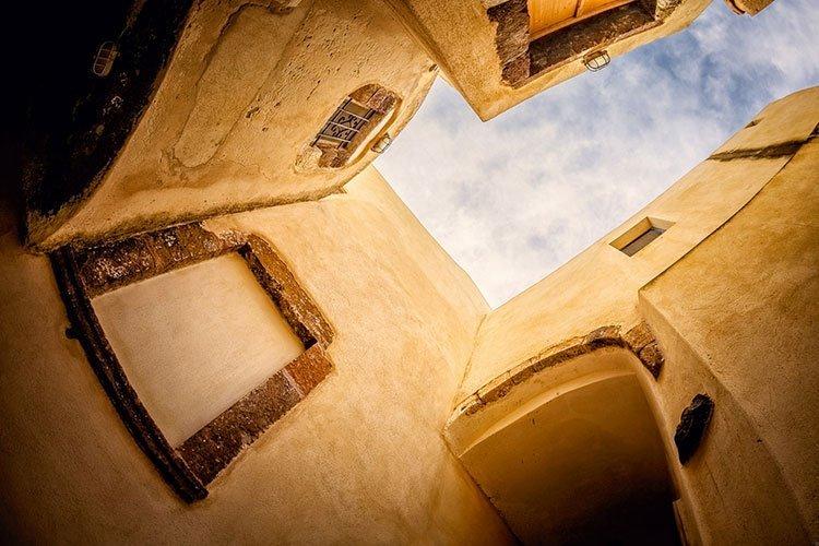 medieval castle tour