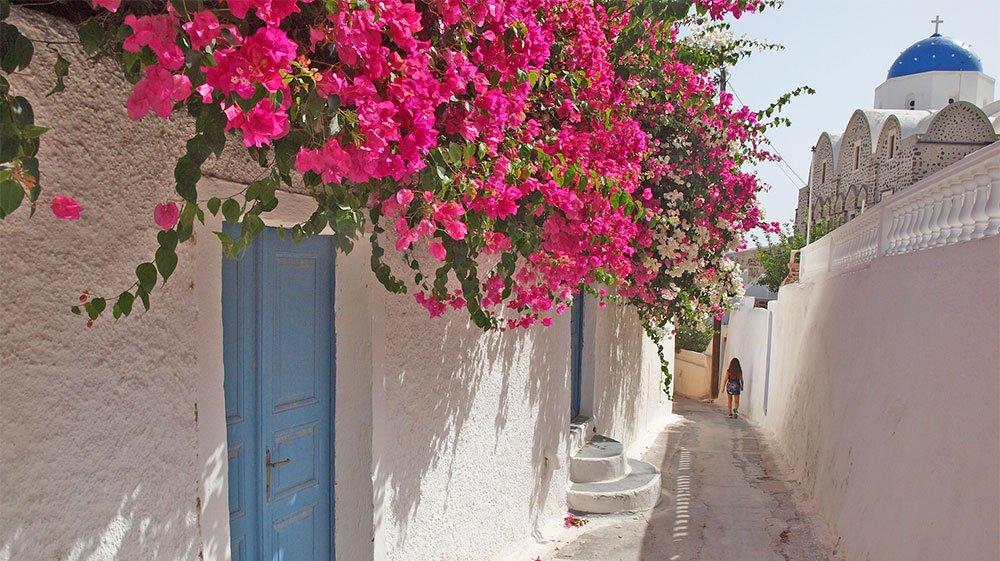 santorini beyond tourism
